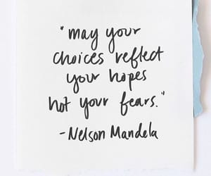 quotes, nelson mandela, and words image
