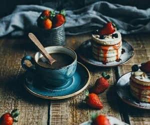 cake, chocolate, and cocoa image