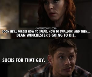dean, funny, and spn image