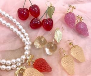accessory, color, and fruit image