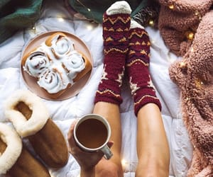 fashion, aesthetic, and christmas image