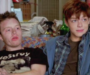 gallagher, shameless, and mickey image