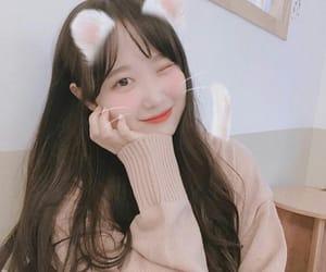 asian girl, cute girl, and ulzzang image