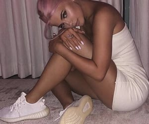 pink and kylie jenner image