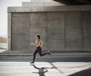 girl, motivation, and nike image