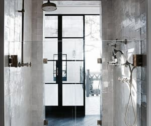 home, interior, and shower image