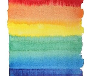love, colors, and man image