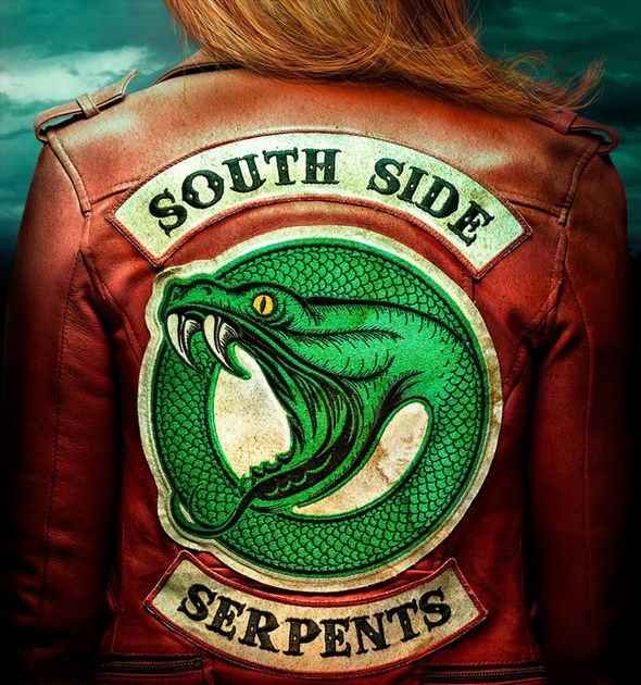 Riverdale Southside Serpents Red Jacket Cheryl Blossom Red