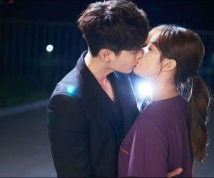 kiss, kdrama, and han hyo joo image