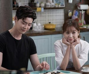 W, kdrama, and w two worlds image