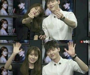 W, kdrama, and korean actress image