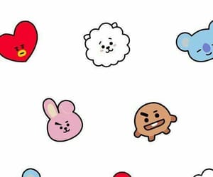 wallpaper and bt21 image
