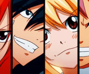 gif and fairy tail image