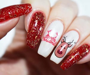 barry m, christmas, and glitter image