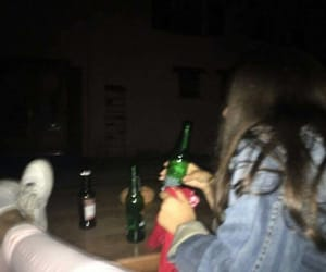 drink, grunge, and youth image