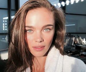 girls, makeup, and models image