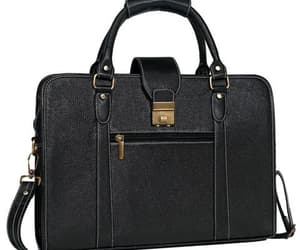 bags, leather, and sales image