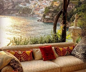 holiday, italy, and view image