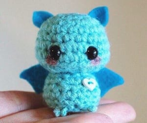 blue, toy, and cute image