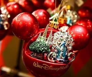 christmas, happy, and walt disney image