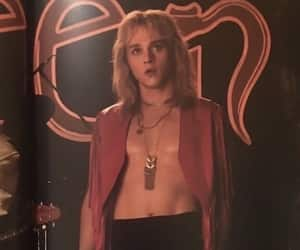 bohemian rhapsody, ben hardy, and roger taylor image