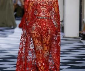 belleza, elegancia, and desfile image