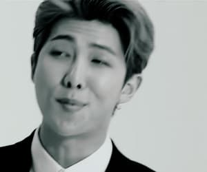 gif, k-pop, and rm image
