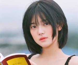 korean girl, kpop, and model image