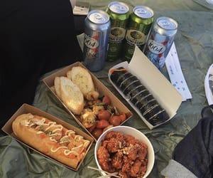 picnic and kimbap image