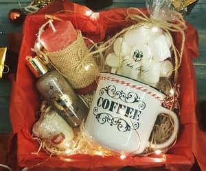 box, christmas, and gift image
