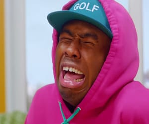 aesthetic, pink, and tyler the creator image