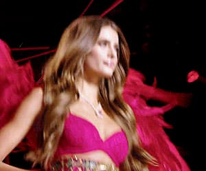 celebrities, wings, and taylor hill image