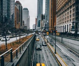 city, dreamy, and Lyrics image