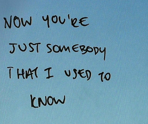 gotye, used, and know image
