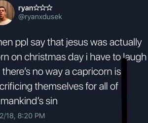 astrology, christmas, and funny image