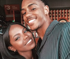 couple, ryan destiny, and couple goals image