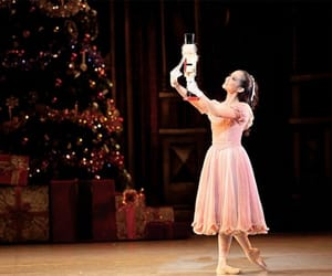 ballet, christmas, and nussknacker image