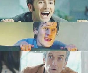 david tennant, time lord, and doctor who image