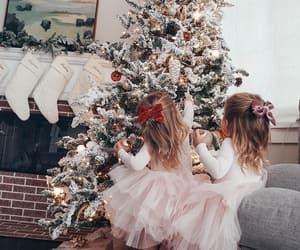 christmas and kids image