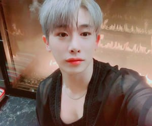 wonho, kpop, and monsta x image