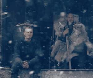 gif, alexander ludwig, and winter snow image