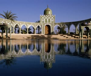 morocco, place, and water image