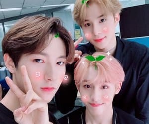 winwin, jungwoo, and nct image