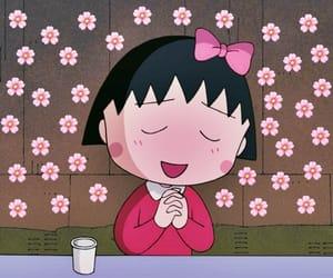 anime, anime girl, and blossom image