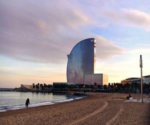 Barcelona, bcn, and beach image