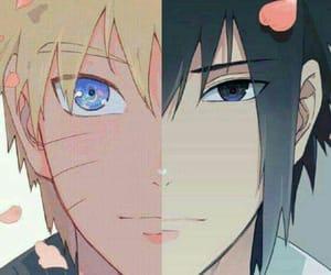 manga, naruto, and cute image
