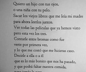 amor, frases, and hermoso image