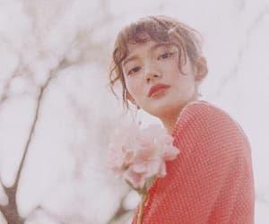 flower, kpop, and korean girl image