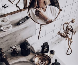 bathroom, cosmetics, and details image