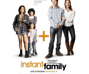 film, instant family, and mark wahlberg image